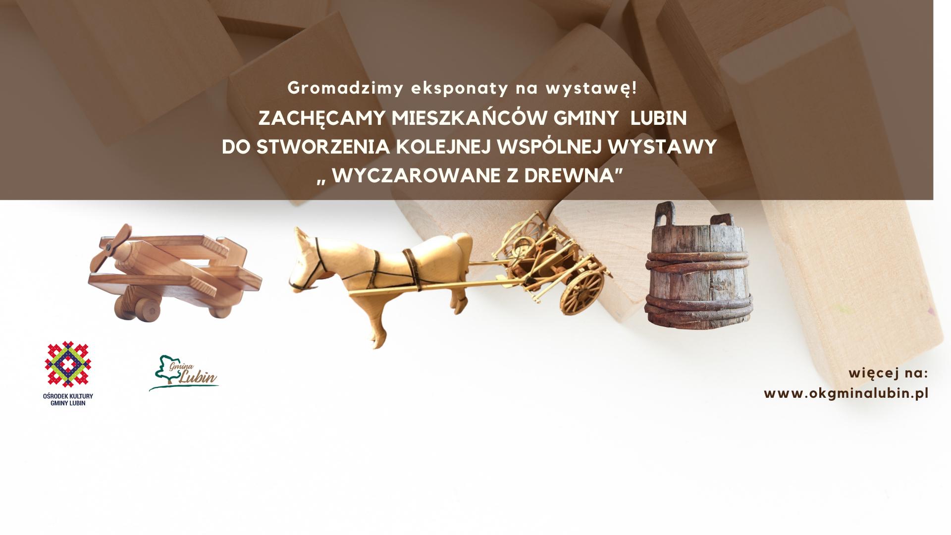 Tradycyjne przedmioty użytkowe z drewna