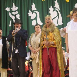 Przedstawienie w wykonaniu zespołu Siedlecka Nuta