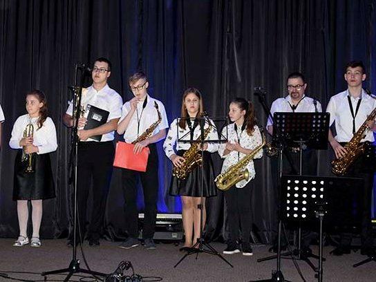 Dziecięco-młodzieżowa Orkiestra Dęta Gminy Lubin