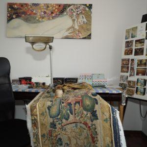 Renowacja Antycznych Tkanin i Dywanów