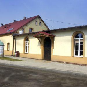 Świetlica wiejska w Miłoradzicach