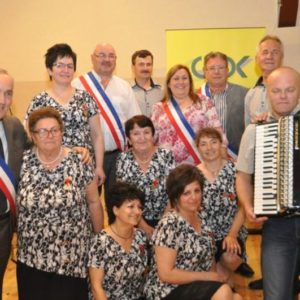 Delegacja francuska 29.05.2014