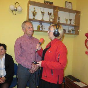 Wywiad do radia