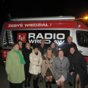 Wywiad do radia Wrocław