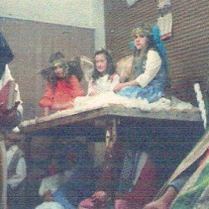 Stare zdjęcie grupy ze spektakli