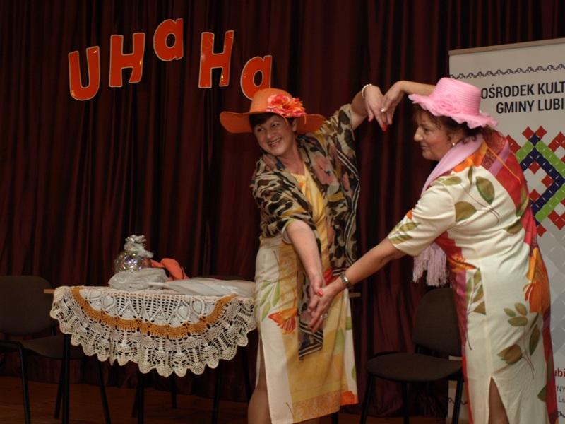 VII Przegląd Amatorskich Form Kabaretowych uHaHa