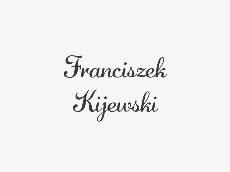 Franciszek Kijewski