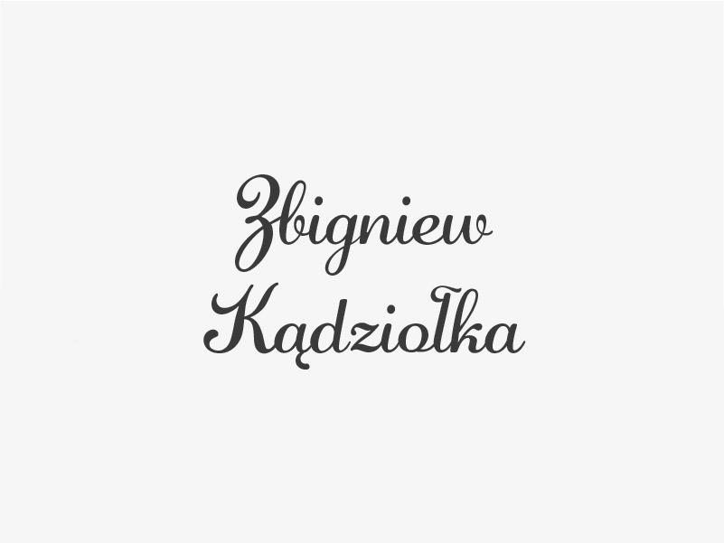 Anioły Kultury-Zbigniew Kądziołka