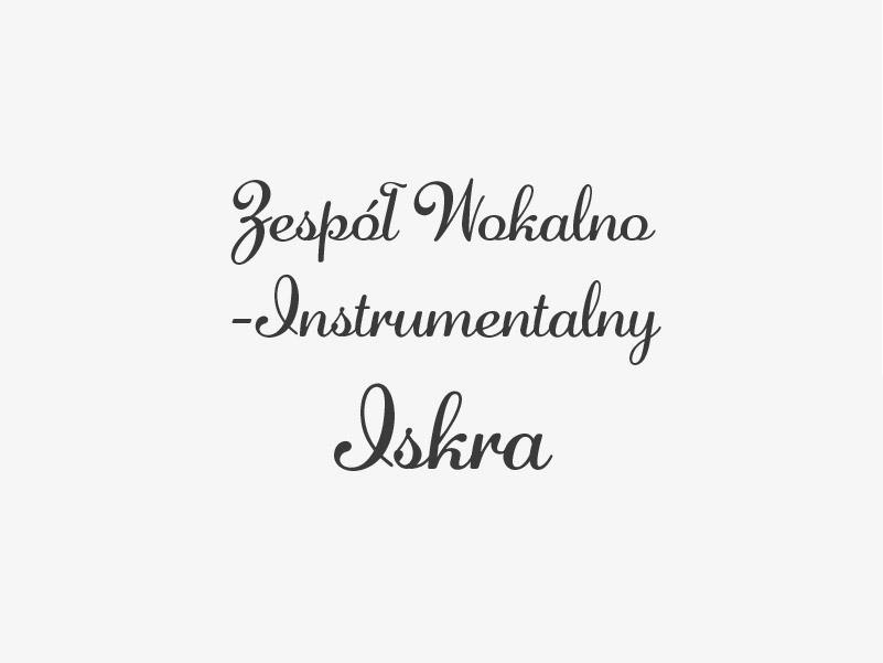 ISKRA zespół wokalno-instrumentalny