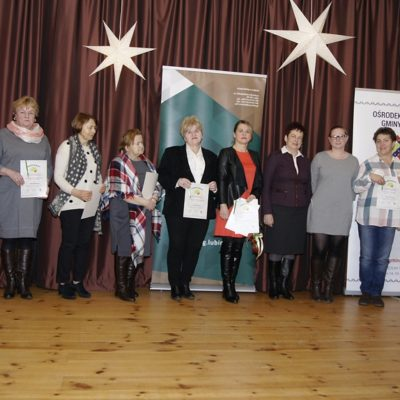 Łączne w projekcie uczestniczyło 118 osób, zdobywając 186 certyfikatów.