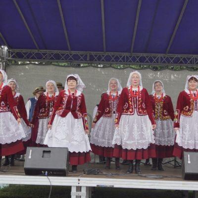 IX edycji Festiwalu Kapusty i Pieroga w Księginicach
