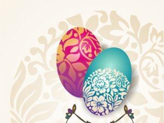 Plakat Wielkanocne Tradycje