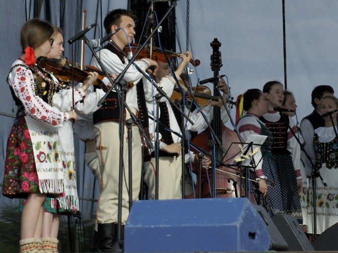 """XVII Międzynarodowy Festiwal Folklorystyczny """"Świat pod Kyczerą"""""""
