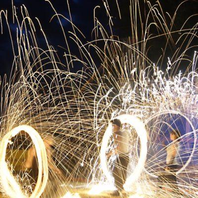 Noc świętojańska 2014 Bukowna