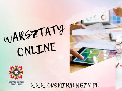 Warsztaty artystyczne online