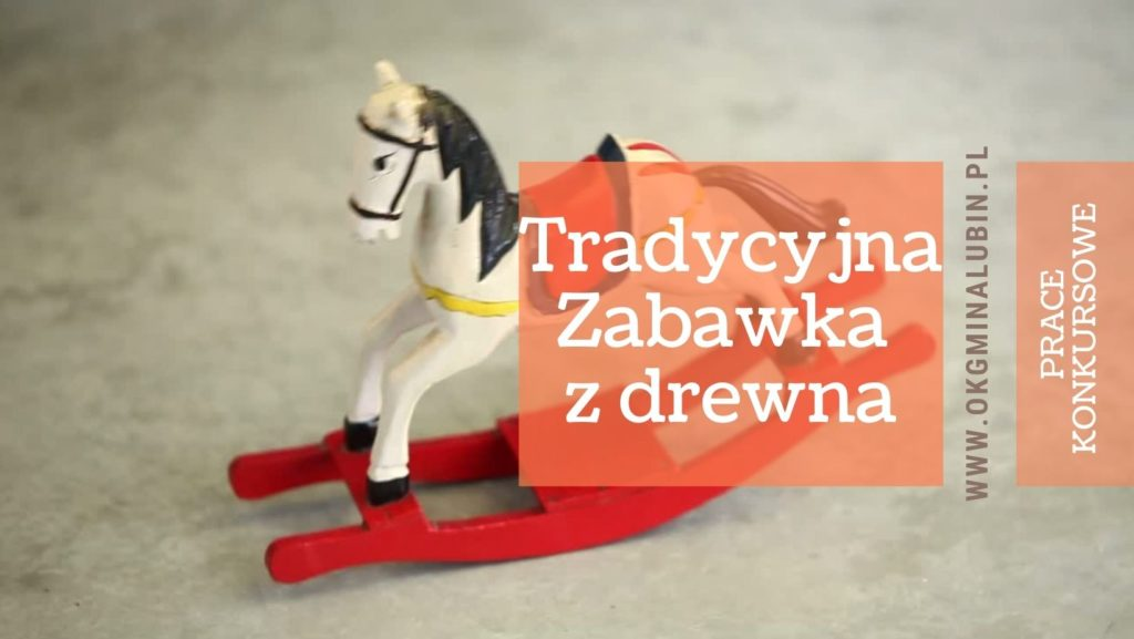 Tradycyjna Zabawka z drewna