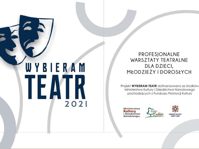 Wybieram Teatr 2021