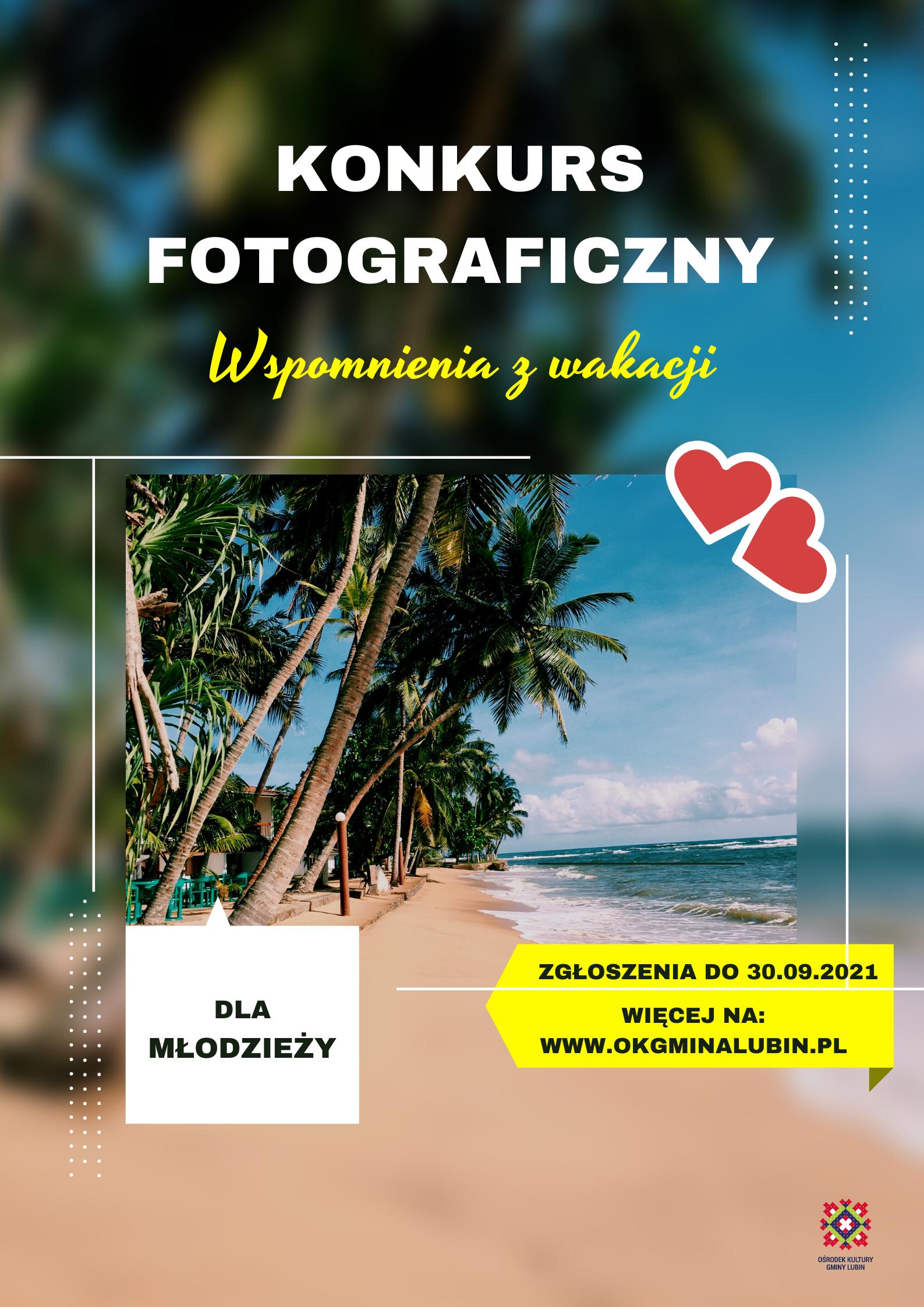 konkurs fotograficzny wspomnienia z wakacji